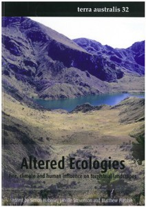 Altered Ecologies cover