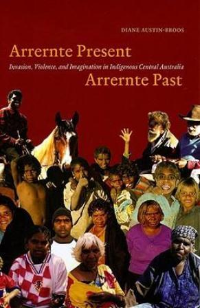 arrernte-present-arrernte-past book cover