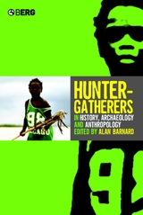 Hunter-Gatherers in history book cover
