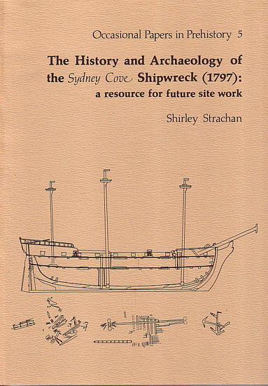 Cameron Book Review Cover (Sydney Cove) 1994