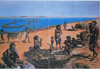 The archaeological vision of life at Lake Mungo (published in Australian Archaeology 35:iv).
